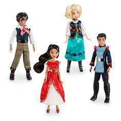 Elena of Avalor Mini Doll Set - 5'' | Disney Store