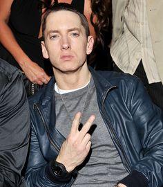Eminem Visits Terminally Ill Teen Gage Garmo in Michigan - Us Weekly