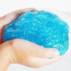 DIY Glitter Slime!!!  I want to make some of this stuff just for fun....maybe put it on someone's desk at work or their chair.