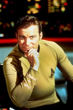 """James T. Kirk, """"Star Trek"""" (1966)"""