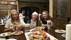 Christmas dinner, always!