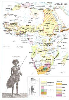 África 1884