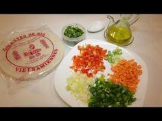 Rollitos vietnamitas vegetarianos | facilisimo.com