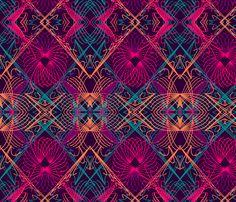 marzlene_beauty_2747 fabric by marzlenez_eye_candy on Spoonflower - custom fabric