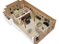 1 Bedroom 5 Bath Floor Plan Of Property Cobbler Square Loft Apartments Luxury Apartment