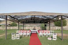 Ceremonia de boda en Finca de Inbodas Park, Wedding Ceremonies, Parks