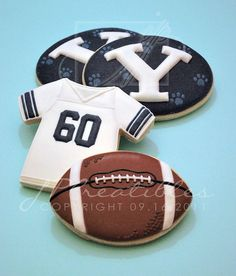 Football birthday (BYU)