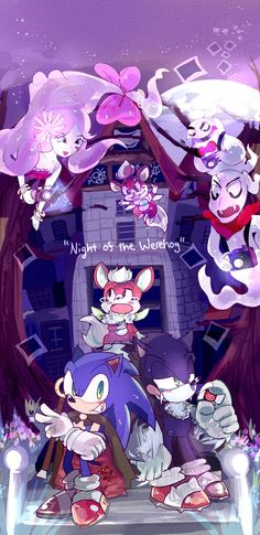 """aoi on Twitter: """"""""Haunted Mansion"""" 【 NIGHT OF THE WEREHOG TRIBUTE 】  #HappyHalloween2018… """" Sonic Unleashed, Cute Puns, Sound Of Rain, Acoustic Covers, Haunted Mansion, Halloween 2018, New Chapter, My Favorite Music, Happy Thanksgiving"""