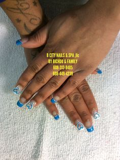 B CITY NAILS & SPA ,llc   2632 PRAIRIE , AVE BELOIT, WI 53511  MON - SAT: 9:30am-7:30pm  SUNDAY : 11:00am - 5:00pm  608-313-8485 or 608-449-4239  STOP IN LET US DO YOUR  eyelash eyebrows  and more check us out  WE DO ALL PARTIES : BIRTHDAY, WEDDING , FAMILY AND FRIENDS TIME