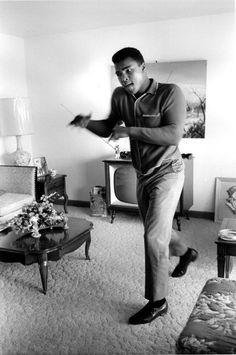 Mohammed Ali | By Steve Schapiro || #Sport #Boxing.