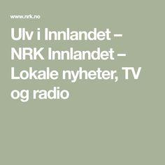 Ulv i Innlandet – NRK Innlandet – Lokale nyheter, TV og radio Math Equations
