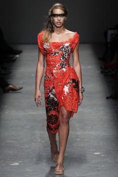 Vivienne Westwood Red Label, Look #46