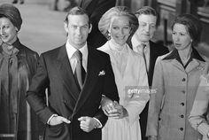 Prince Michael of Kent and Baroness Christine von Reibnitz