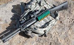 Bennelli M4 Shotgun