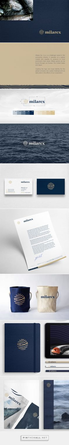 Milarex on Behance... - a grouped images picture - Pin Them All
