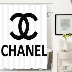 Description New Chanel Shower Curtain Price Reflect The Authentic