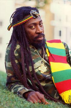 Bunny Wailer aka Neville Livingstone #musician #artist #reggae