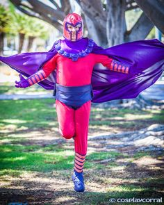 Magneto Cosplay by Trinity All-Stars - photo by: © Craig's Cosplay Corral