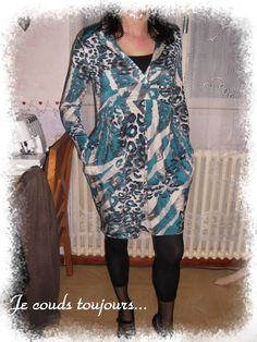 Elena Couture N°51 robe 9 > Je couds toujours