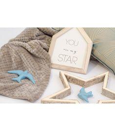 """Ideas de regalos originales para San Valentín: Kit deco """"YOU ARE MY STAR"""" de R Diseño Shop"""