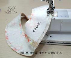 퀼트 벙거지모자 만들기 : 네이버 블로그 Barbie, Sewing, Hats, Pattern, Bucket, Canvas, Sombreros, Couture, Hat