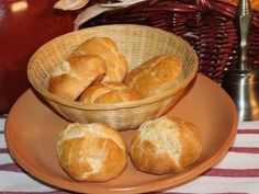 Pan de campo con chicharrón