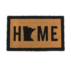 MN Home Door Mat