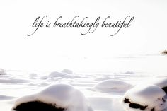 life is...