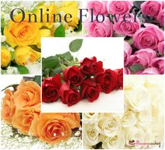 Valentines Flowers, Flowers Online, Flower Delivery, Kolkata, Red Roses, Bouquet, Vase, Make It Yourself, Store