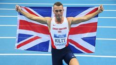 Richard Kilty: Sprinter confident he can 'handle expectation'