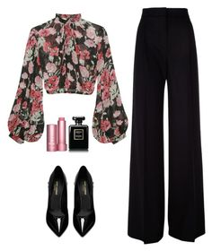 """""""Looking Good"""" by allieofficial on Polyvore featuring Jill Stuart, MaxMara, Yves Saint Laurent, Fresh and Chanel"""