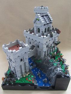 The Fortress of Cameria - Lego