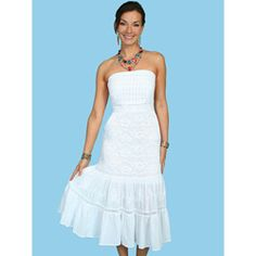 Starshine Western Dress (PSL-085) - Womens Dress