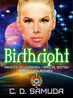 Birthright: The Princes of Uvieroein Book 2