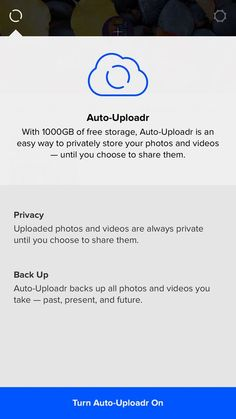 How-To: Backup iOS Photos using Flickr