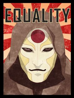 'Equality - Amon' T-Shirt by nickart Korra Avatar, Azula, Amon, Legend Of Korra, Avatar The Last Airbender, Tshirt Colors, Equality, Classic T Shirts, Cool Art
