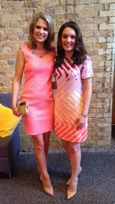 """""""Happy Birthday lovely Have a fab day with your gorgeous baby & husband. This was one of our first nights out together 😘"""" Beautiful Dresses, Nice Dresses, Beautiful Women, Charlotte Hawkins, Tv Girls, Tv Presenters, Sexy Older Women, Dress Suits, Pencil Dress"""