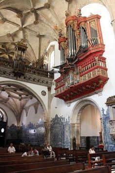 Igreja de Santa Cruz - Coimbra