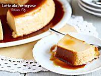 Latte alla Portoghese - le ricette di Dolcissima Stefy
