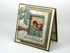 Punch potpourri and die cuts