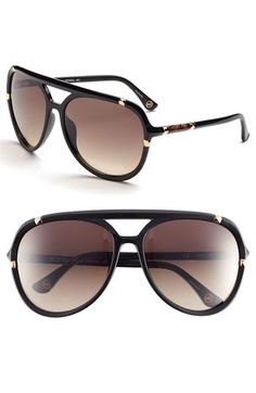 MICHAEL Michael Kors 'Jemma' Aviator Sunglasses