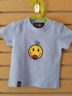CAMISETA EMOTICONO BEBE Mens Tops, T Shirt, Fashion, Child Fashion, Fashion Guide, Smileys, T Shirts, Bebe, Moda