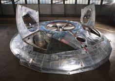 Declassified: America's Secret Flying Saucer  - PopularMechanics.com