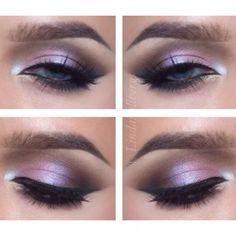 Purple on We Heart It