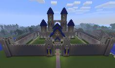 Castles Minecraft Gallery
