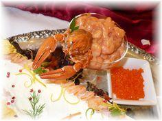Köstlichkeiten am  See - Delicacies from the lake-side restaurant - http://www.riessersee.com/