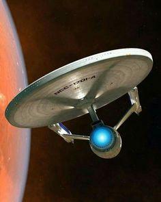 U.S.S. Enterprise (NCC-1701-A) Star Trek 1, Star Trek Voyager, Star Trek Enterprise Ship, Star Trek Original Series, Star Trek Series, Nave Enterprise, Science Fiction, Star Trek Universe, Marvel Universe