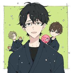 ドルヲタ Me Me Me Anime, Anime Guys, Fanart, Cute Little Things, Manga, Fujoshi, Love Art, Aesthetic Anime, Character Art