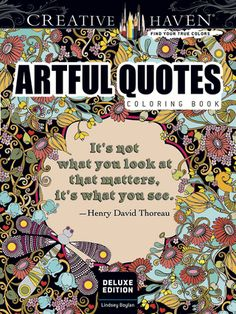 inspiring observations by lincoln thoreau shakespeare and other important figures each framed adult coloringcoloring bookscoloring