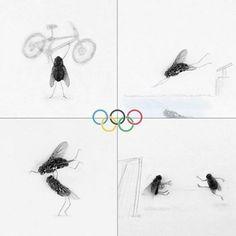JO de Rio : merci à tous les athlètes qui ont fait mouche (photographie : Magnus Muhr)